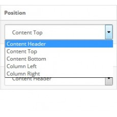 How to Create Extra Position in Opencart 2.0